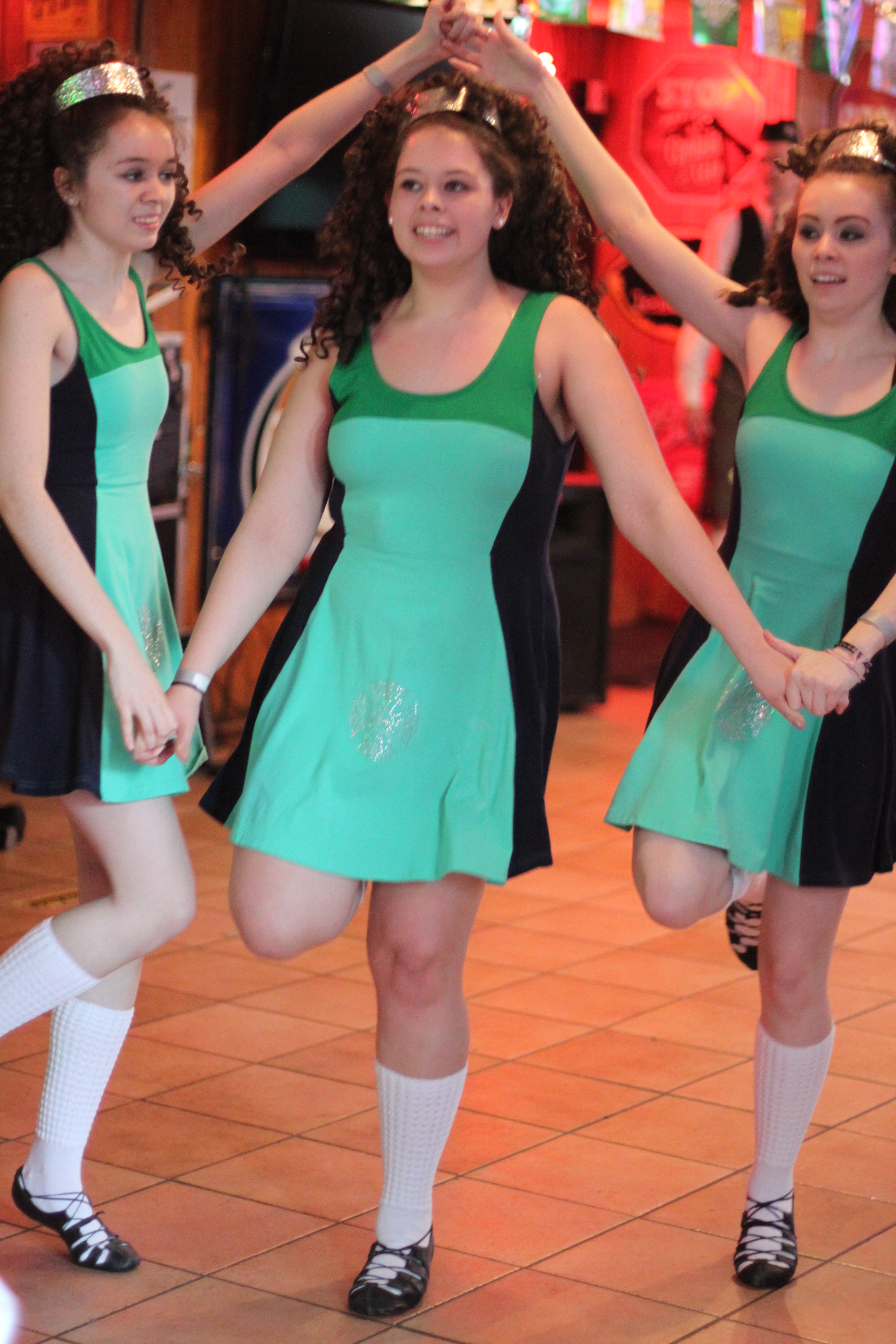 Irish Dancers, Party, St. Patricks Day